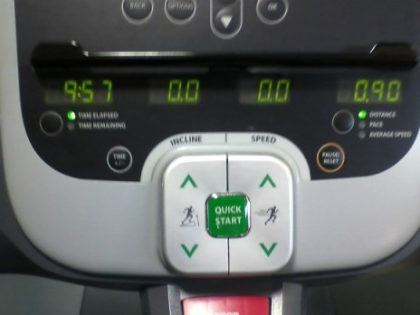 juliecache's treadmill reading