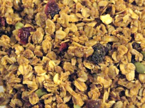 granola recipe julia