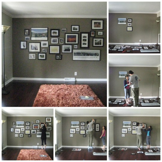 focal wall, wall photos