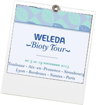 2- Bioty Tour Weleda
