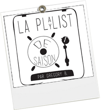 1- Playlist de saison JulieFromParis