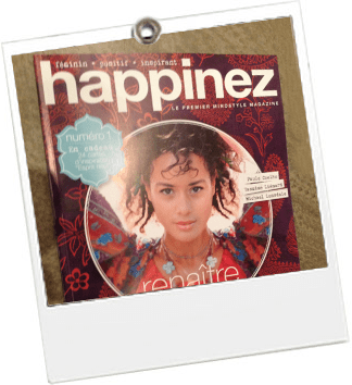 Magazine Happinez - JulieFromParis