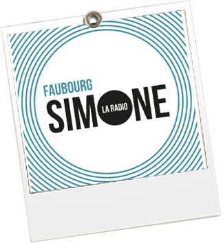 Radio Faubourg Simone - JulieFromParis