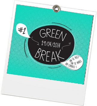 Green Break - FemininBio - JulieFromparis