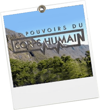 Les pouvoirs du corps humain - JulieFromParis