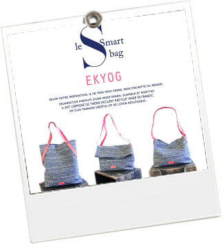 Smart Bag Ekyog - JulieFromParis