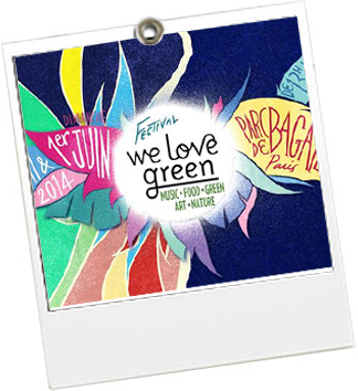 We Love Green - JulieFromParis