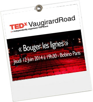 TedEx Vaugirard - JulieFromParis