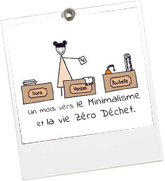 Defi zero dechet - JulieFromParis