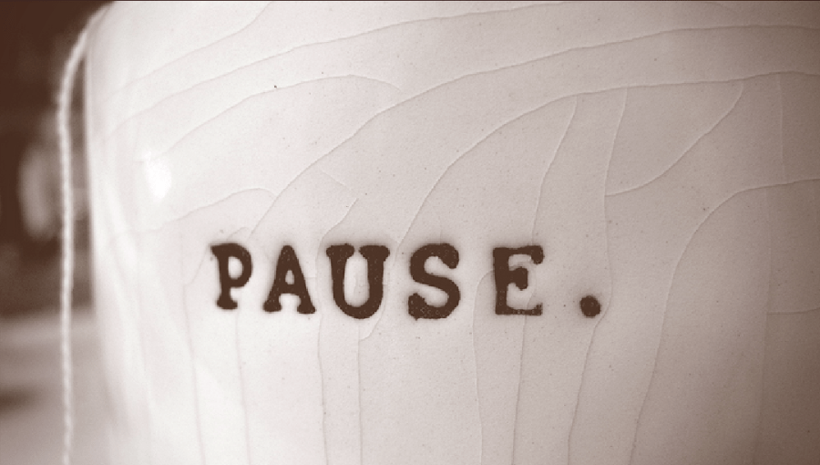 Pause blog - JulieFromParis