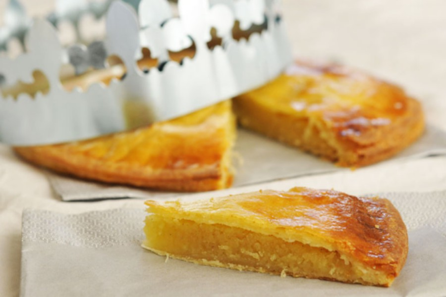 GaletteFrangipane - JulieFromParis