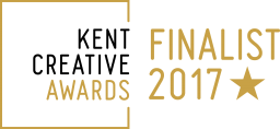 Kent Creative Awards Finalist 2017