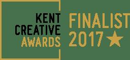 Kent Creative Awards Finalist 2017