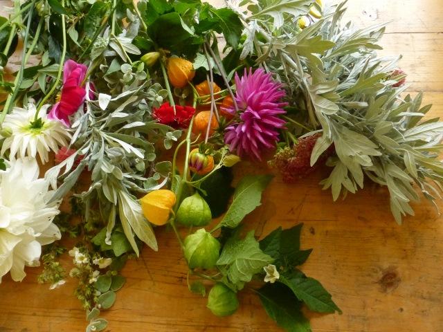 Flower arranging workshops in Kent