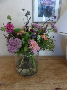 Flower arranging classes in Kent