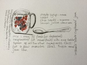hedgerow_jam with The Florist That Teaches