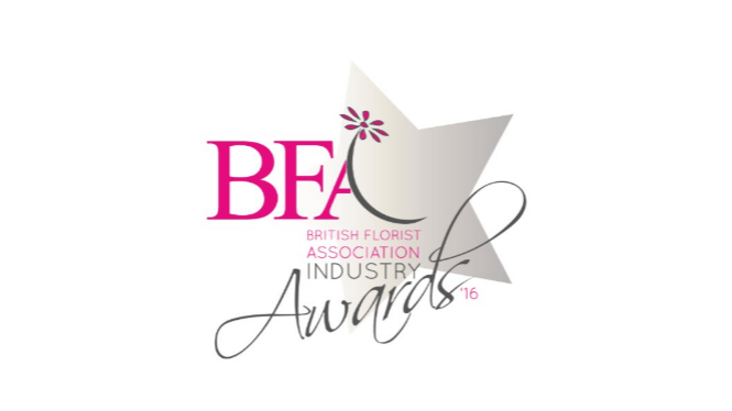 BFA Florist Tutor of the Year 2016