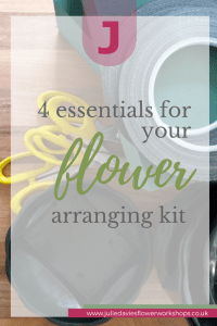 flower arranging toolbox