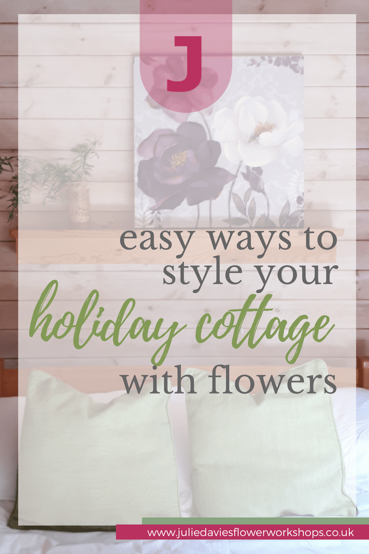 How to style your holiday cottage