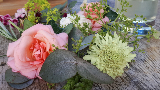 flower arranging and mental health