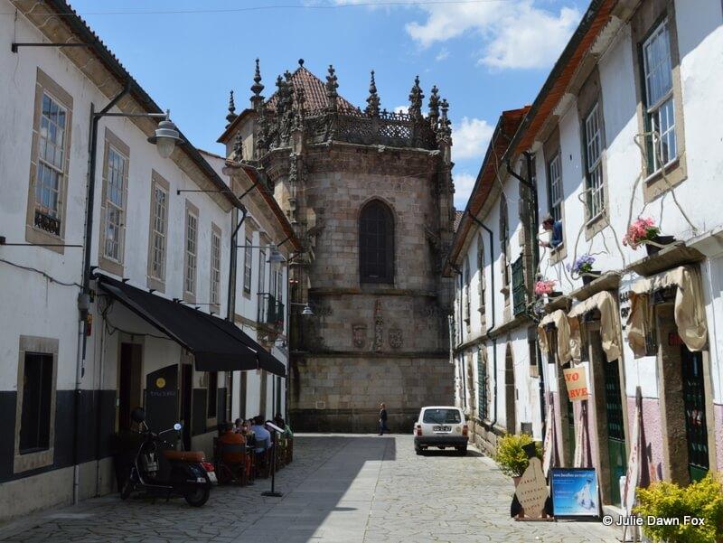 Gothic tower, Braga