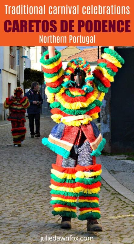 Caretos de Podence Traditional Carnival celebrations in Portugal