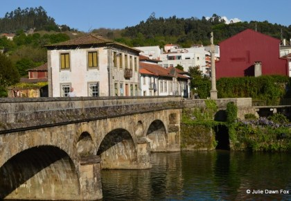 Arcos de Valdevez bridge