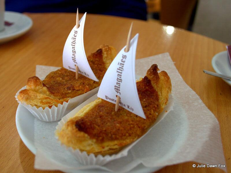 Magalhães cakes, Ponte da Barca