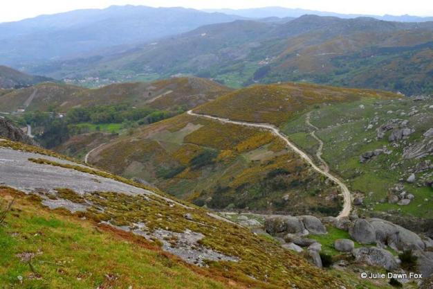 View from Castelo de Nobrega