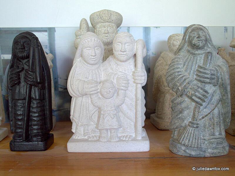 Pedras Sequeiros, Ponte de Lima's Masters of Stone Sculptures
