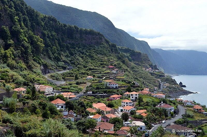 Arco de São Jorge, Madeira