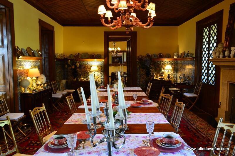 Dining room, Casa dos Viscondes da Várzea