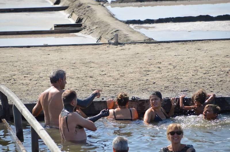 Salt pan mud spa, Aveiro