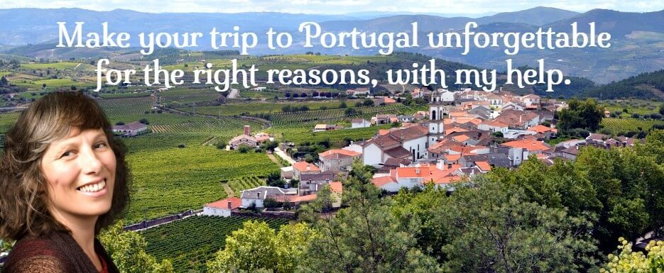 Customised Portugal itinerary coaching and consultation