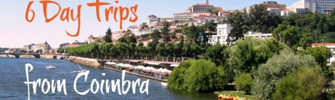 6 Easy Day Trips from Coimbra, central Portugal by Julie Dawn Fox