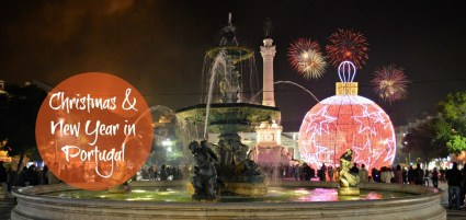 Christmas and New Year in Portugal. Julie Dawn Fox
