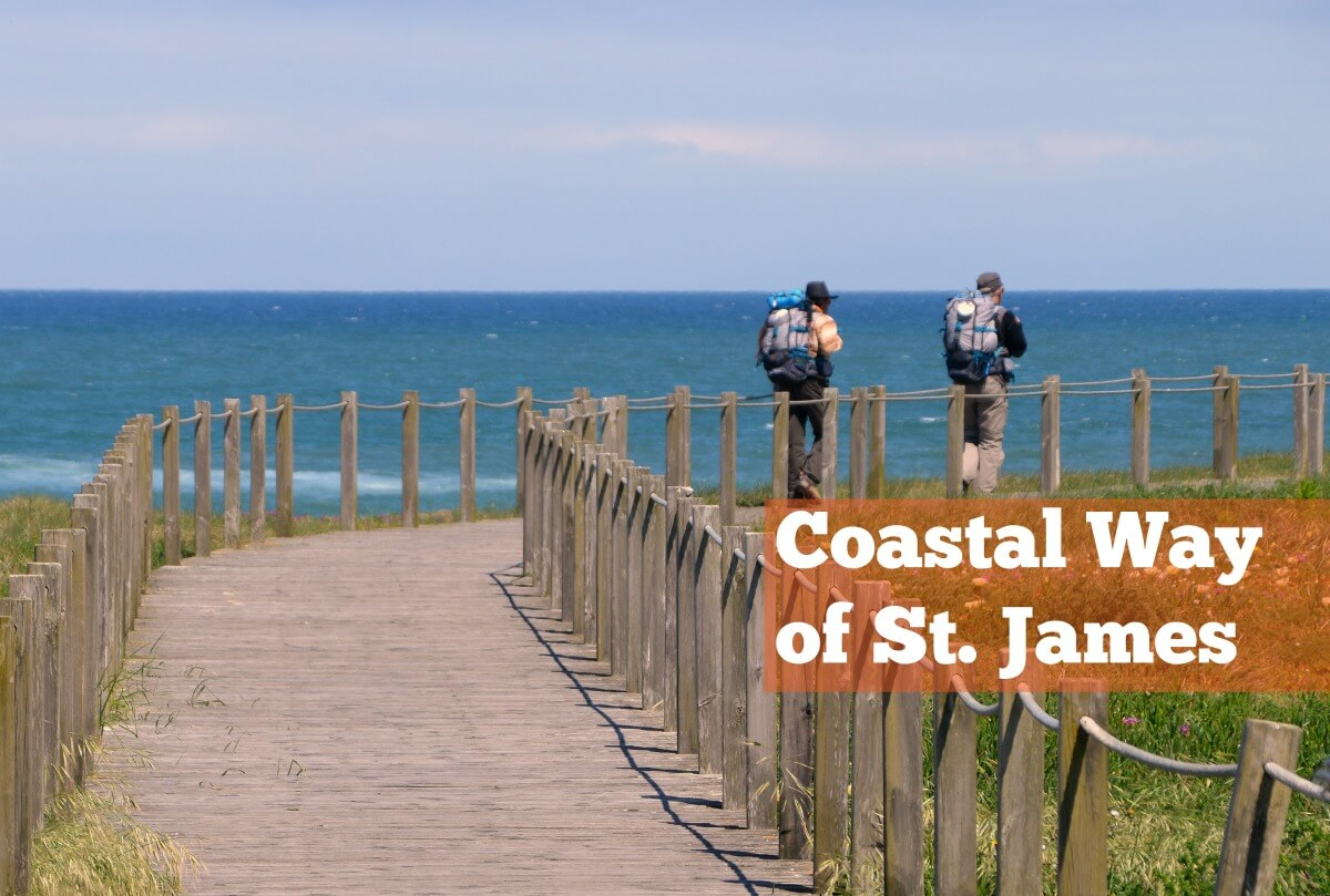 Coastal Portuguese Way of St. James