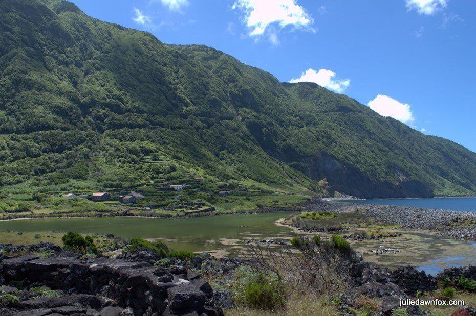 Fajã dos Cubres, São Jorge, Azores