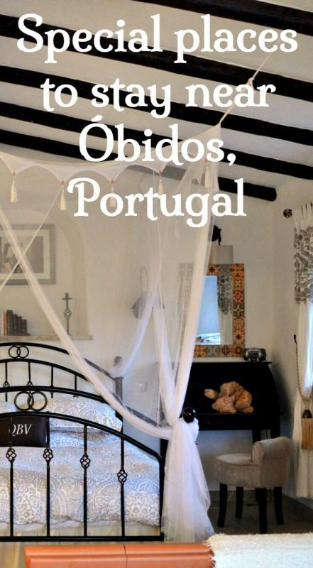 Special places to stay near Obidos, Portugal