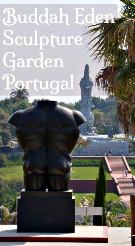 Buddah Eden Gardens, Silver Coast Portugal