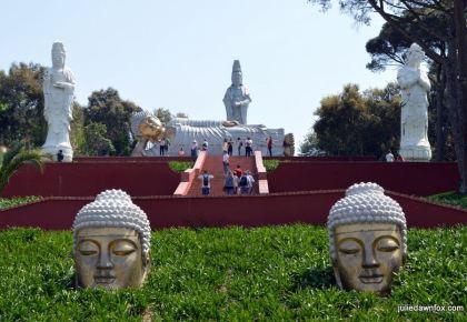 Buddahs, Buddah Eden Gardens 2