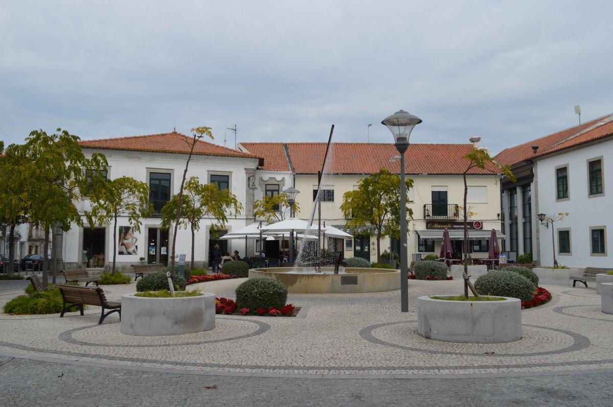 Largo Dr Fonseca Lima, Esposende