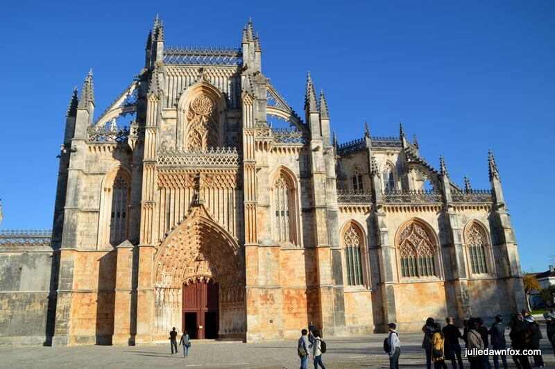 Batalha Monastery, one of four UNESCO World Heritage monuments in Central Portugal