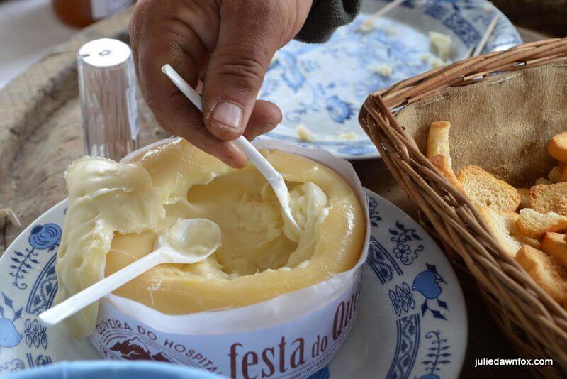 Serra da Estrela cheese, Oliveira do Hospital Cheese Fair