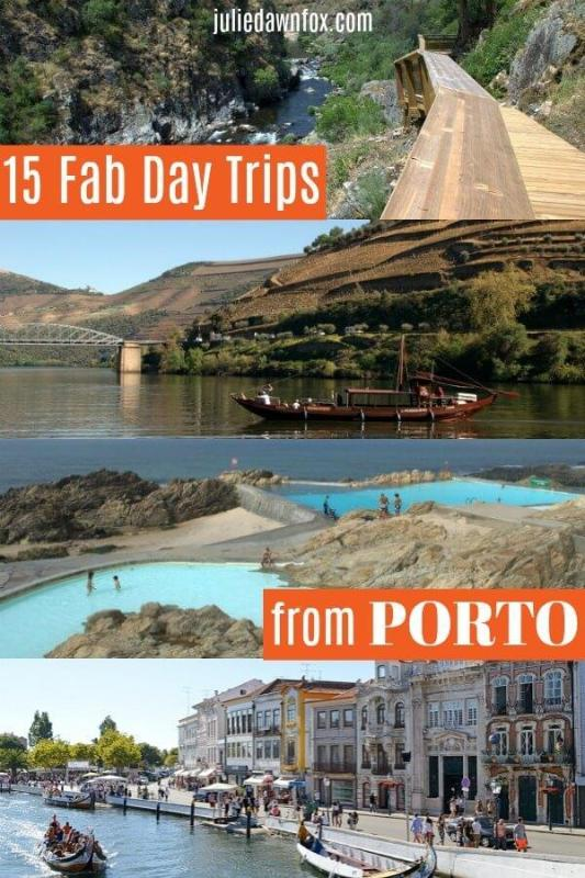 15 fab day trips from Porto Portugal