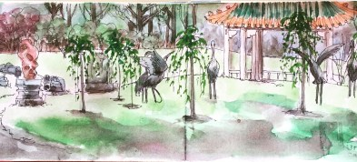 Chinese Gardens 2