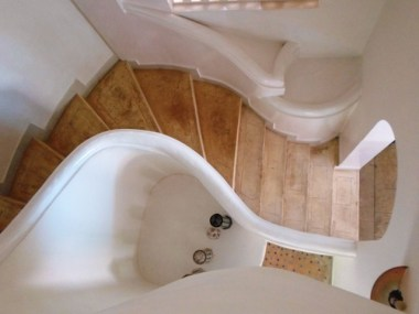 stairs from top