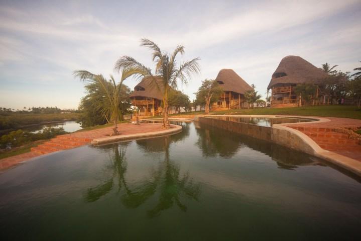 Three Villas Pool