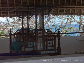 lamu bed on rooftop