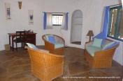 Cottage sitting room